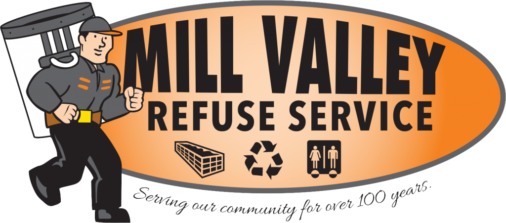 Mill Valley Refuse Service Logo