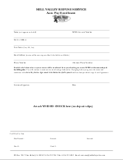 Auto Pay Form Thumbnail