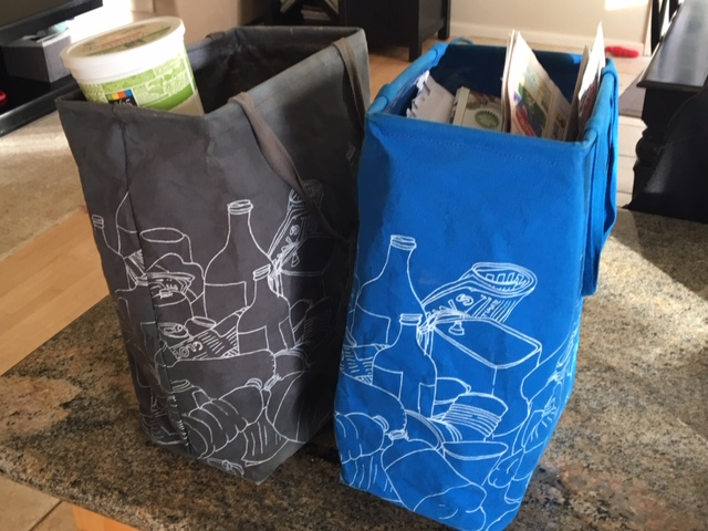 Recycle Bag Example