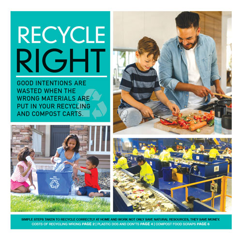 Recycle Right Guide