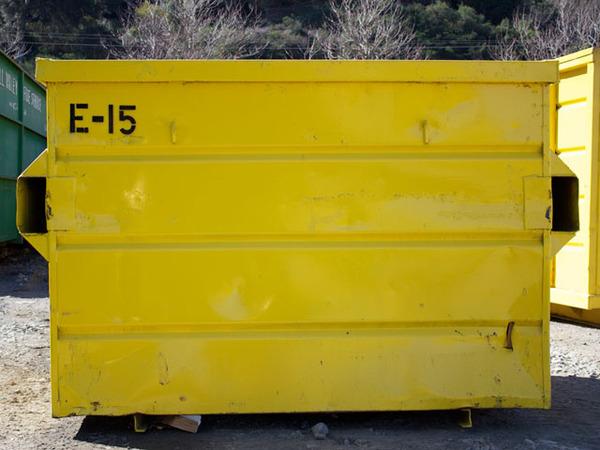 4 yard Debris Box (Dumpster)