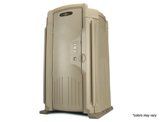 Flushable Deluxe Portable Toilet