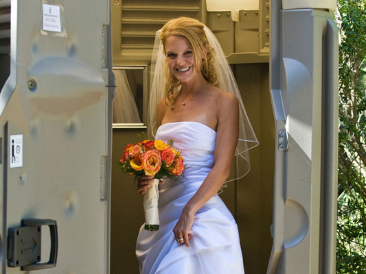 Mill Valley Refuse Wedding Portable Toilet Rentals