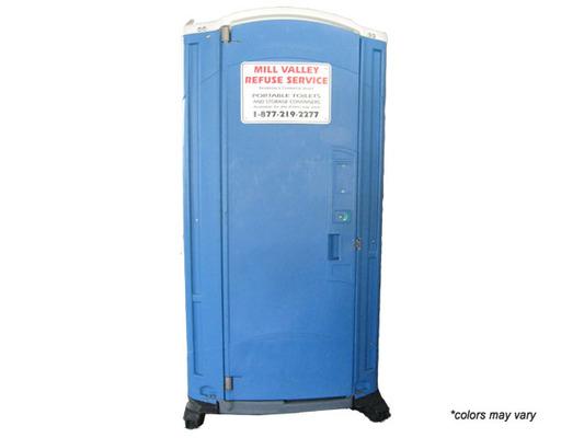 Deluxe Portable Toilet