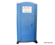 Deluxe Portable Toilet with Sink Rental