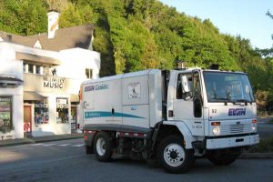 Marin Street Sweeping - Mill Valley