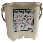 MVRS Kitchen Compost Pail