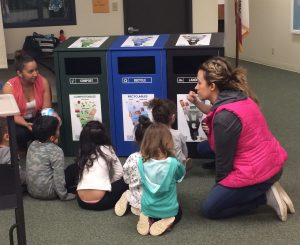 Zero Waste Marin School in Action