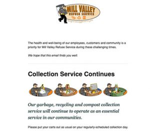 Service Update Post