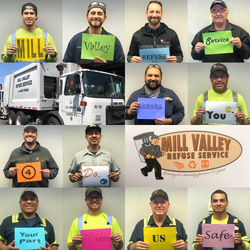 Thank you from Essential Workers