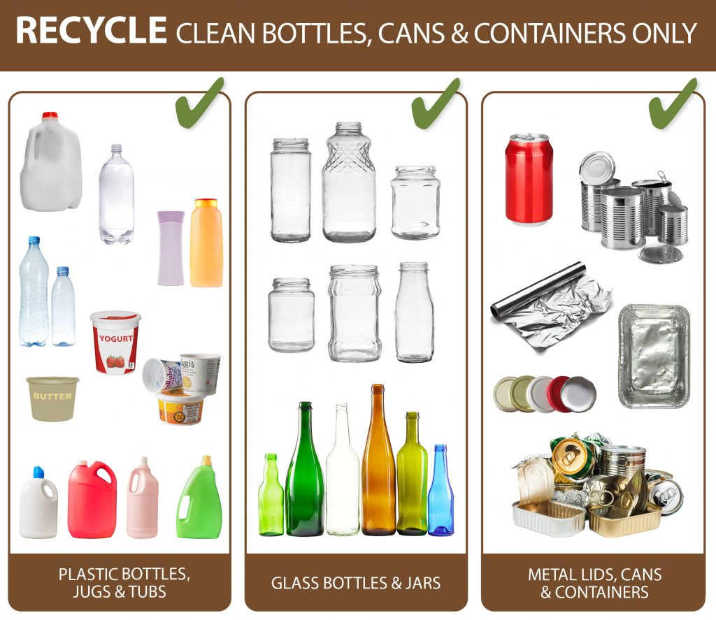 Plastic Recycling at Mill Valley Refuse