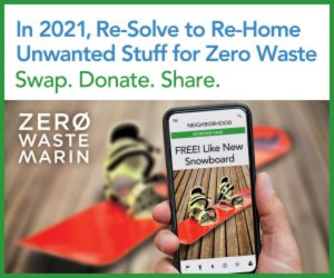 Zero Waste Marin Reuse Article