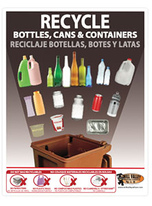 Paper Recycling Poster