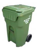 Mill Valley Refuse Compost Cart